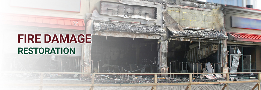 Fire Damage Service in Greater Dallas-Fort Worth Area