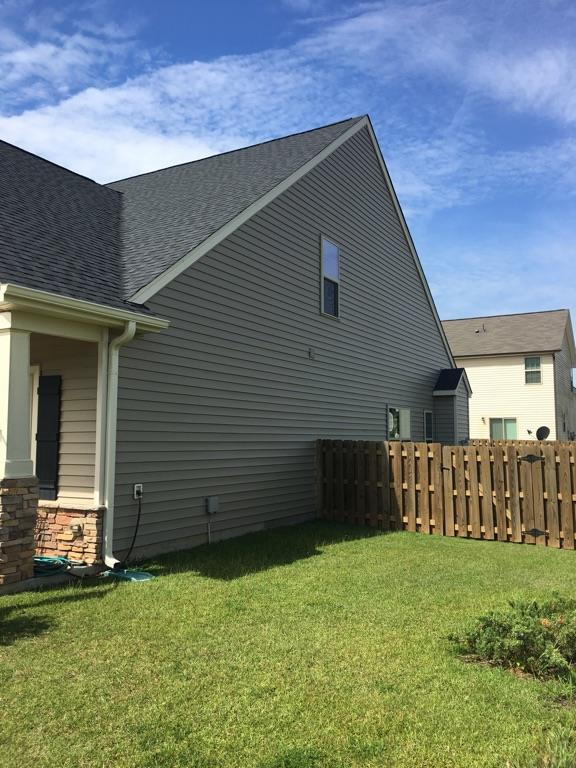 Completed Roof and Siding Repairs